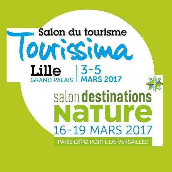 Salons Tourissima et destinations nature