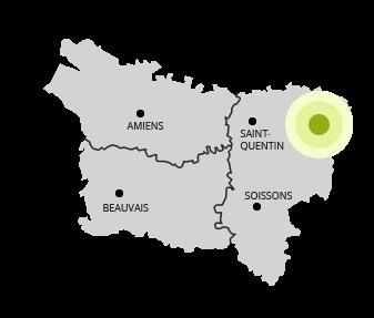 La Thiérache en Picardie et dans les Hauts de France
