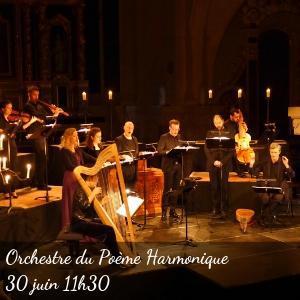 orchestre du poeme harmonique