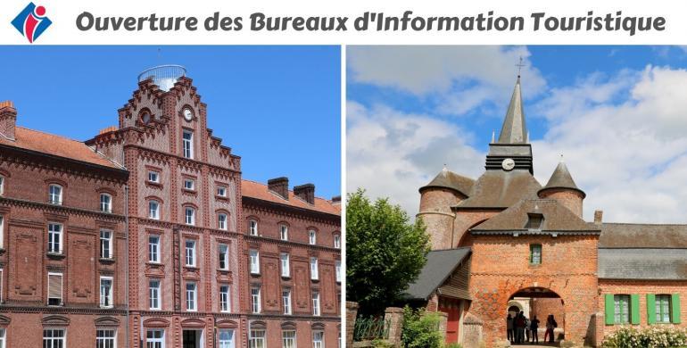 Bureaux d'Information Touristique de thiérache