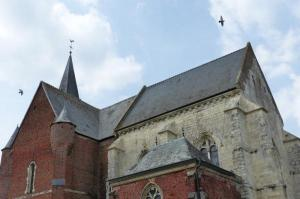 Eglise de Burelles