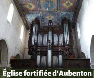 église fortifiée d'Aubenton