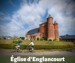 église fortifiée d'englancourt