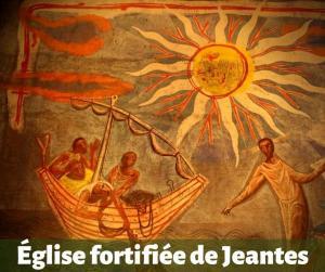 Eglise fortifiée de Jeantes