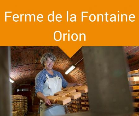 ferme de la fontaine orion