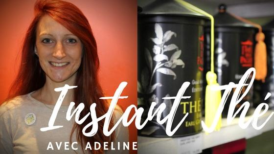 Instant thé avec Adeline