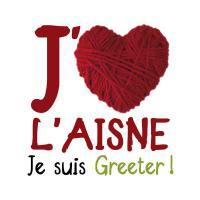 J'aime l'Aisne, je suis greeter