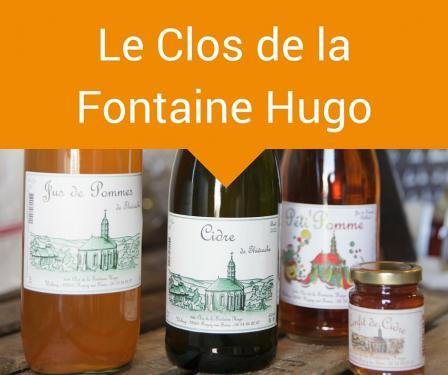 Le CLos de la Fontaine Hugo