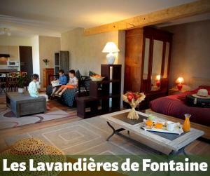 Les lavandières de Fontaine