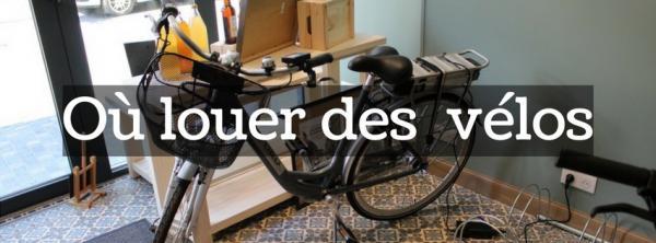 où louer des vélos en thiérache