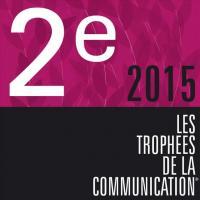 Trophées de la communication 2015