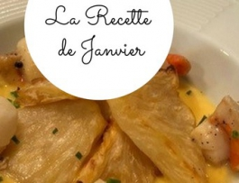 recette saint-jacques